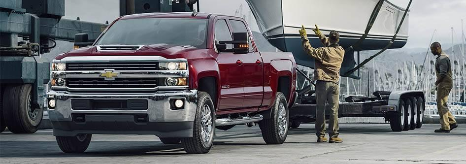 New Chevy SIlverado 3500HD Lease Deals | Quirk Chevrolet ...