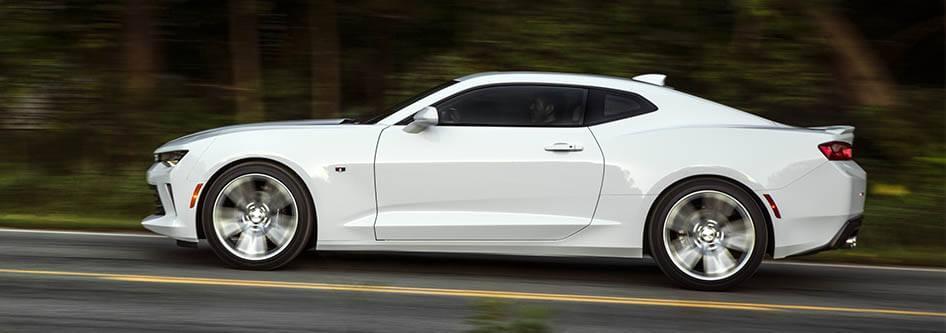 New Chevy Camaro Lease Deals | Quirk Chevrolet near Boston MA