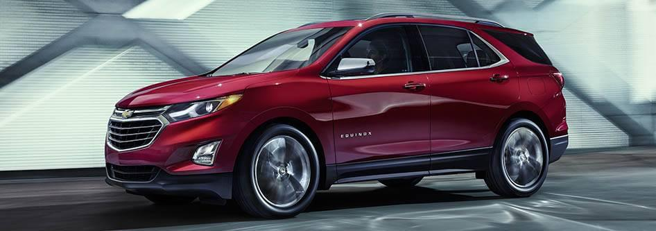 New Chevy Equinox Lease Deals | Quirk Chevrolet near Boston MA