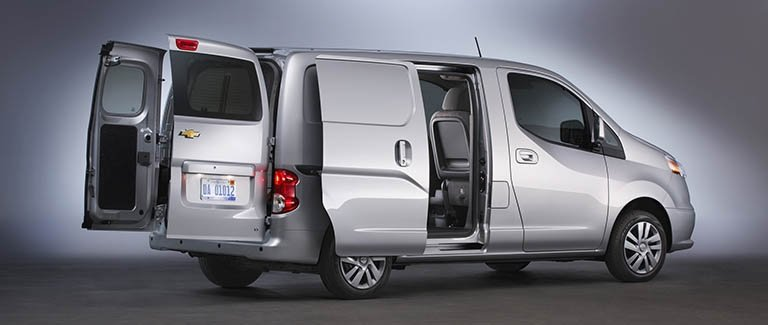 New Chevy City Express