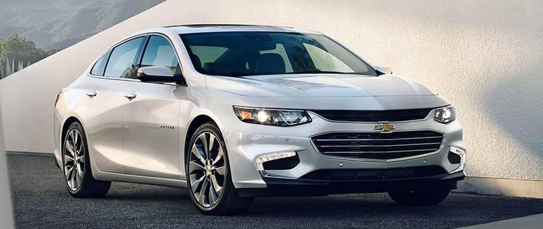 New Chevy Malibu