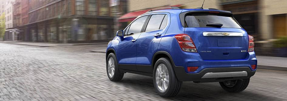 New Chevy Trax Lease Deals | Quirk Chevrolet near Boston MA