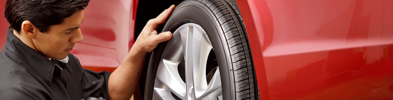 Tire Balance and Wheel Alignment