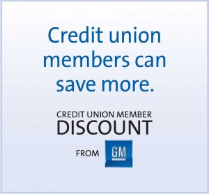 Quirk Chevy Discounts and Incentives |Chevy Credit Union Discounts