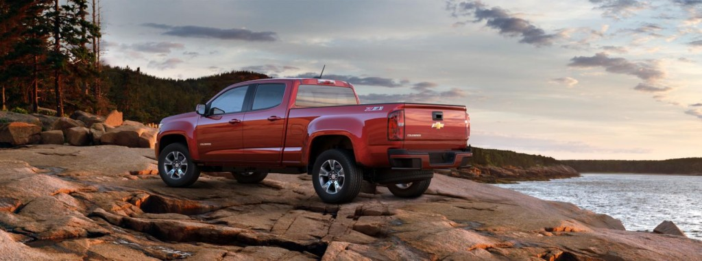 New Chevrolet Colorado For Sale In Braintree, MA