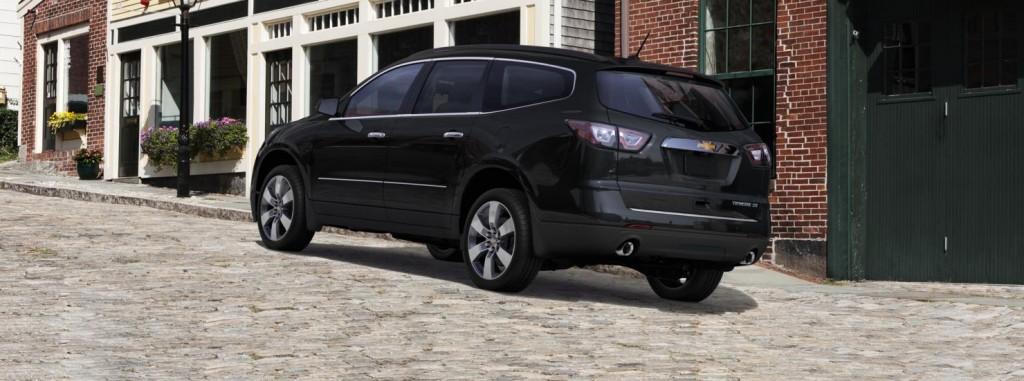 New Chevrolet Traverse In Braintree Quirk Chevrolet