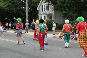 clowns walk | Quirk Chevrolet