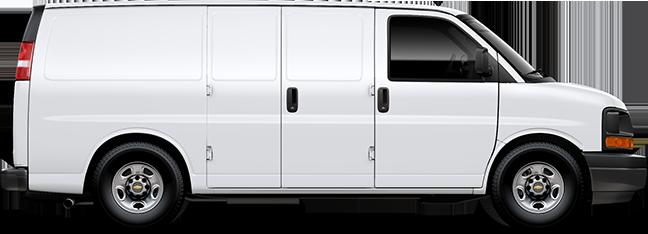 Chevrolet Express Cargo Van Quirk Chevrolet near Boston