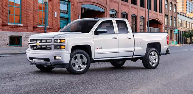 New Chevrolet Silverado Special Editions Quirk Chevrolet In