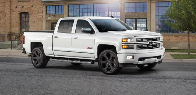 New Chevrolet Silverado Custom Sport Plus Special Edition at Quirk Chevrolet in Braintree, MA