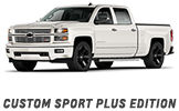 New Chevrolet Silverado Custom Sport Plus Special Edition Quirk Chevrolet in Braintree, MA