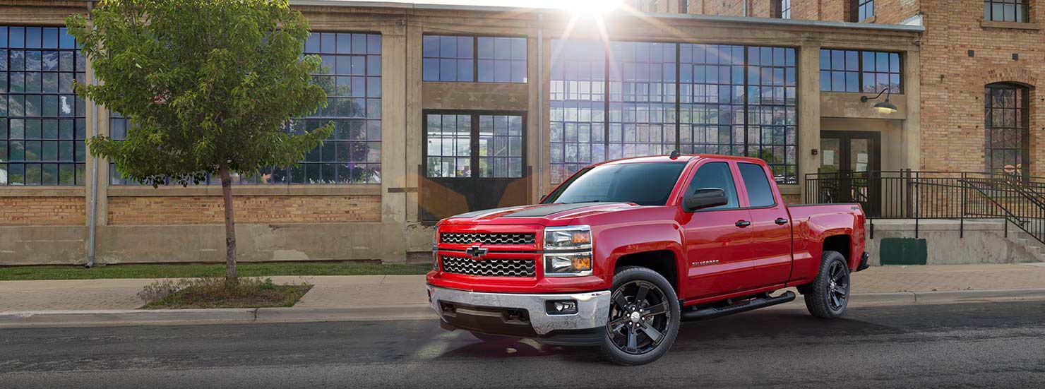 New Chevrolet Silverado Rally Special Edition at Quirk Chevrolet in Braintree, MA