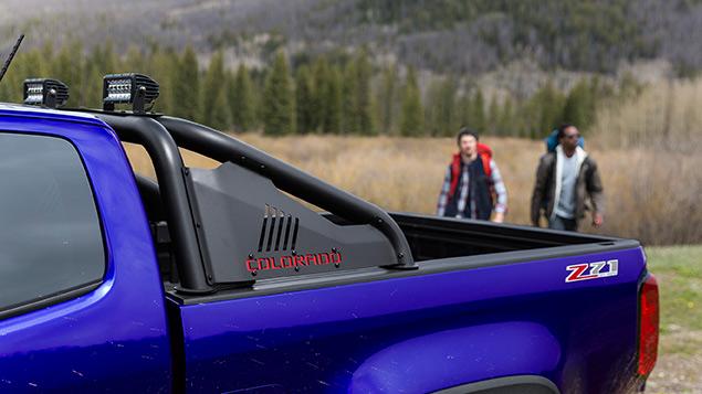 Chevy Colorado Z71 Trail Boss