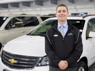 Chevrolet Service Manager