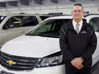 Chevy Service Advisor
