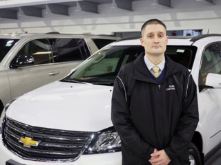 Chevy Assistant Service Manager