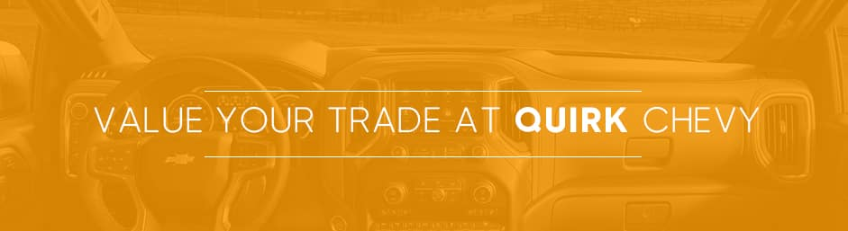 Chevy Trade Evaluation