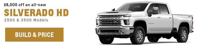 Build your own silverado HD