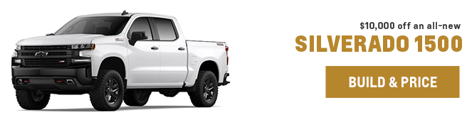 Build your own Silverado 1500