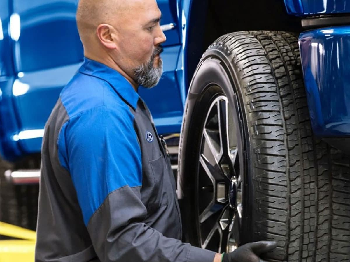 Why is it important to rotate your electric vehicles tires