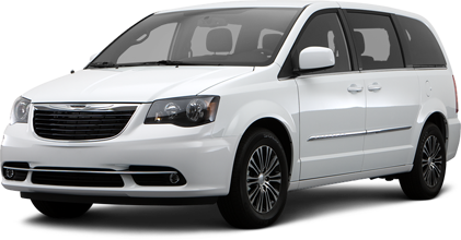 New Chrysler Town & Country Boston