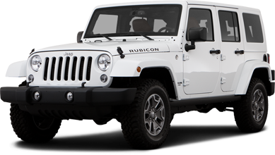 New Wrangler Unlimited Boston