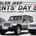 Presidents' Day Sale - cars