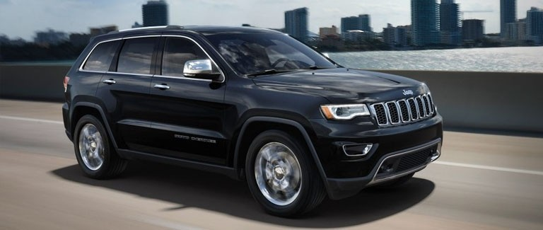 New Jeep New 2017 Jeep Grand Cherokee for Sale in Braintree, MA