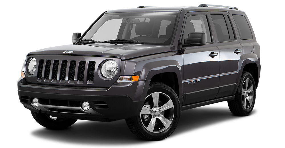 New Jeep Patriot Lease Offers & Best Prices near Boston MA