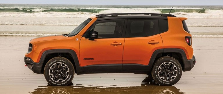 New 2017 Jeep Renegade for Sale in Braintree, MA