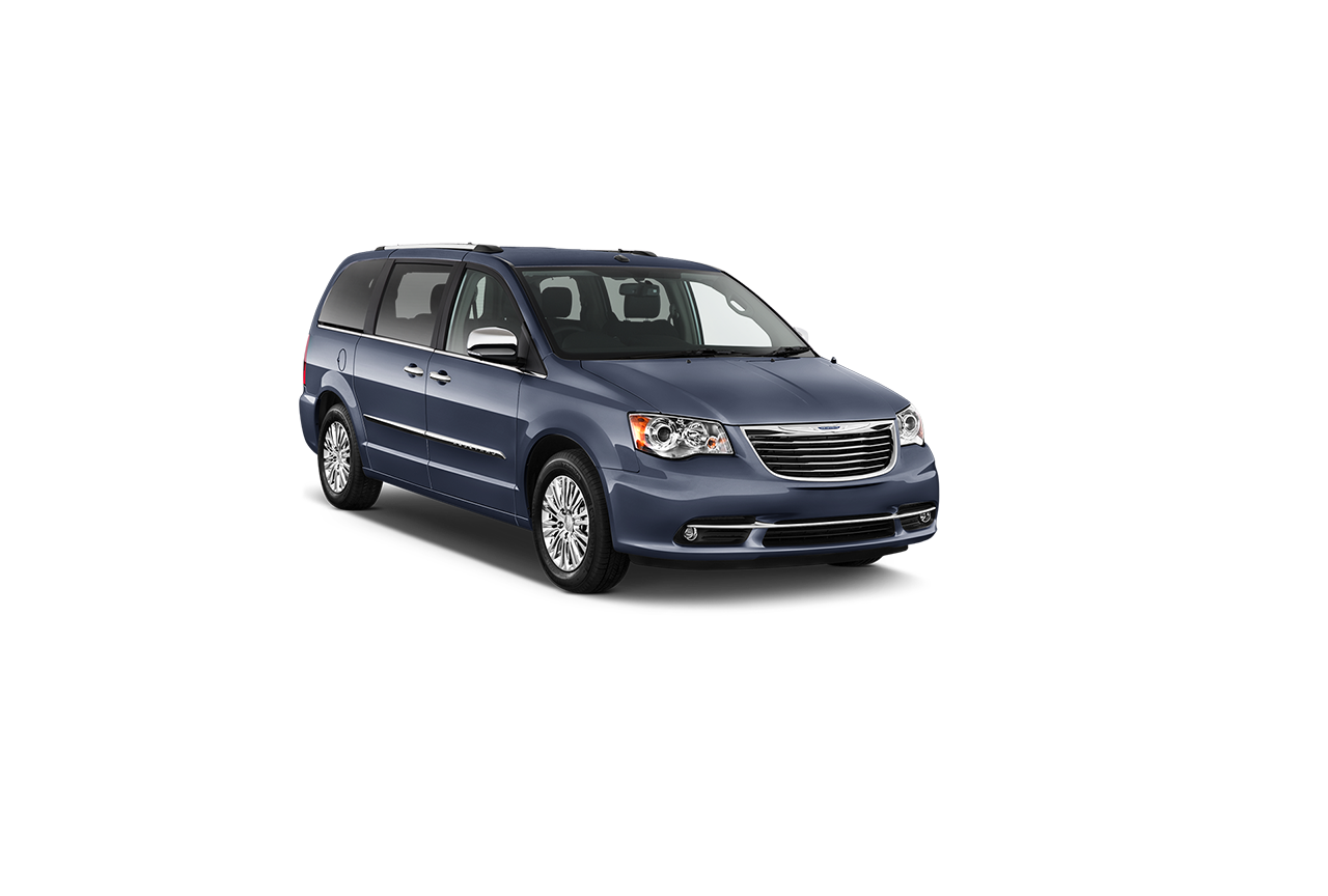 New  Town and Country at Quirk Chrysler Jeep
