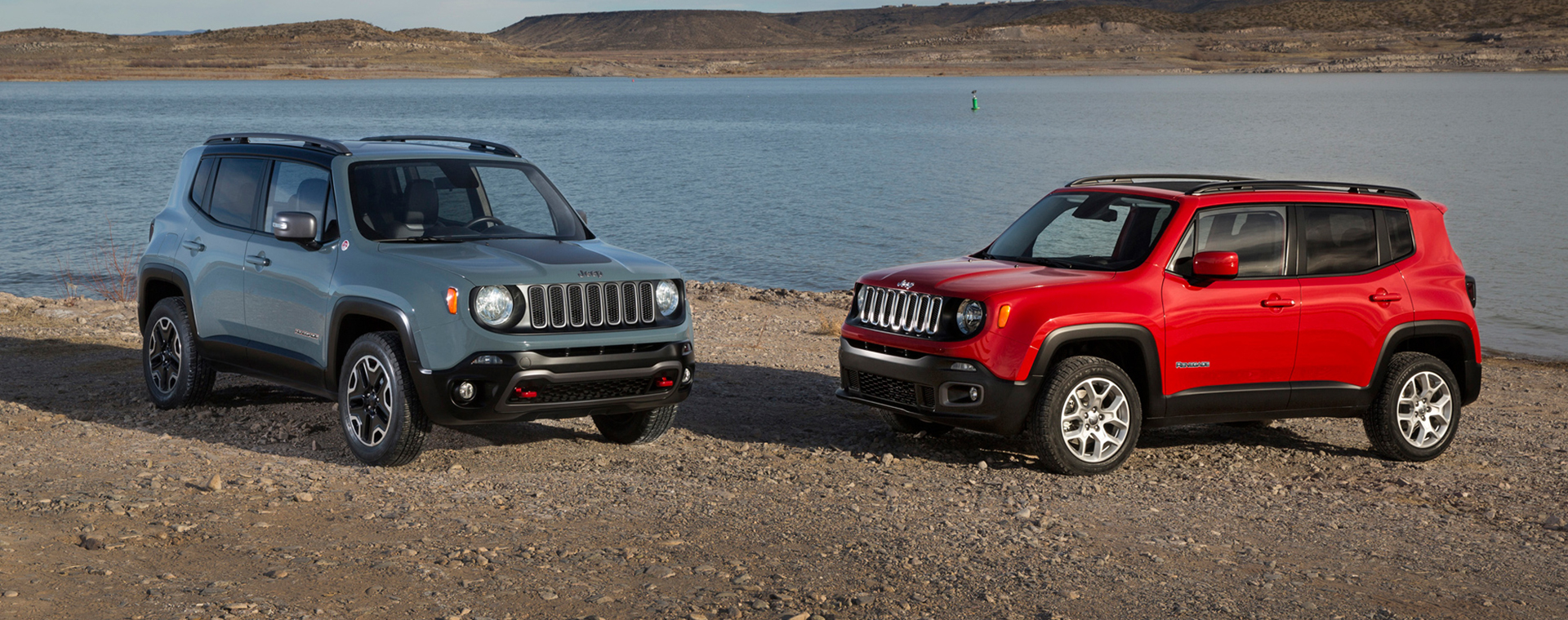 New Renegade inventory at Quirk Chrysler Jeep