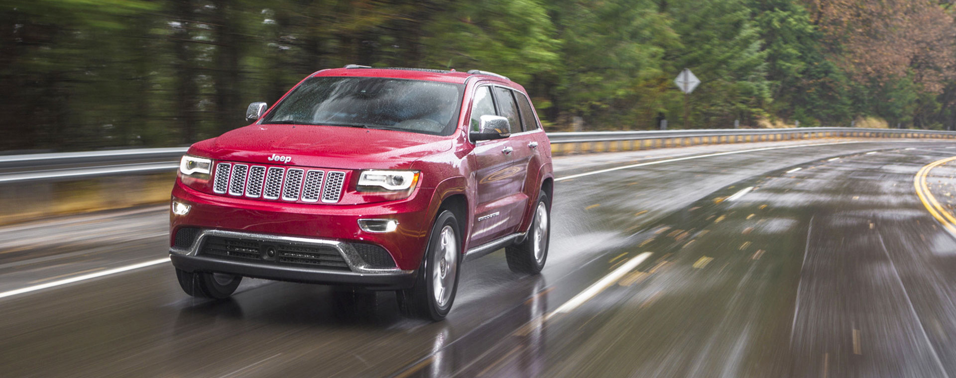 New Grand Cherokee inventory at Quirk Chrysler Jeep