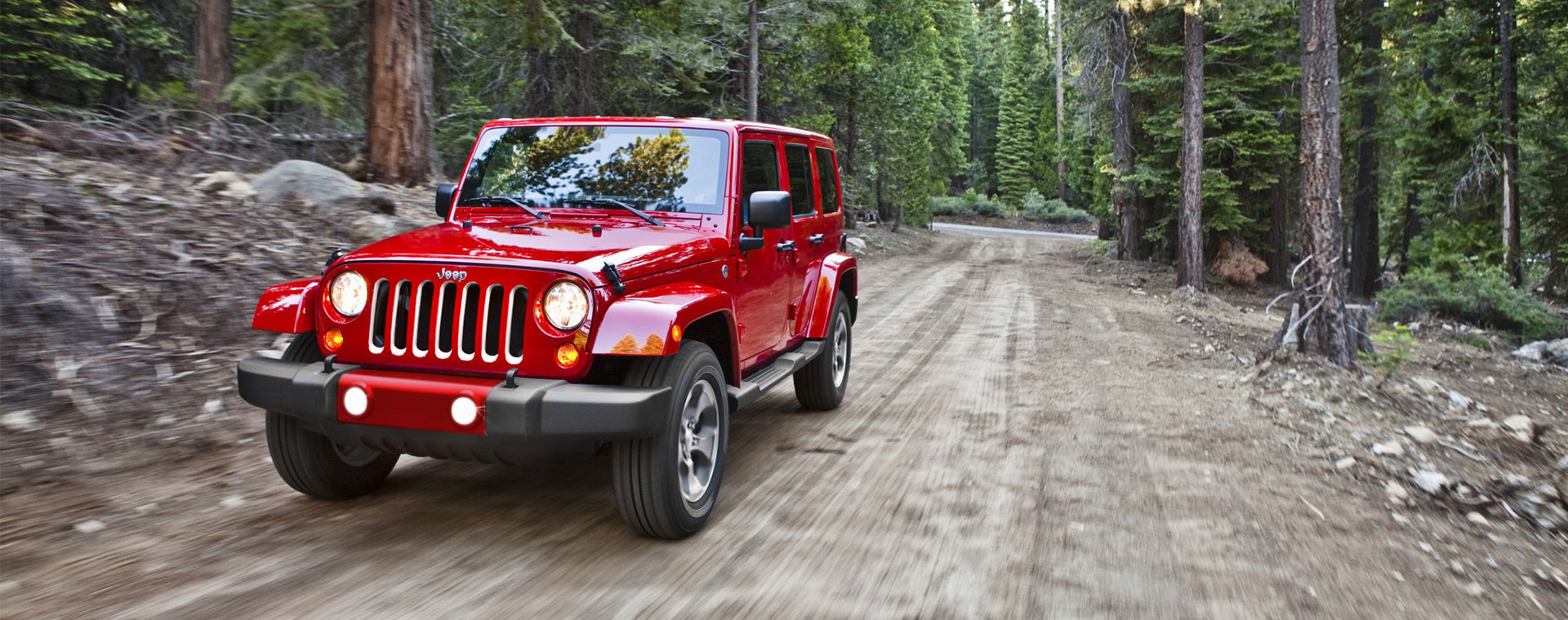 New Wrangler Unlimited inventory at Quirk Chrysler Jeep