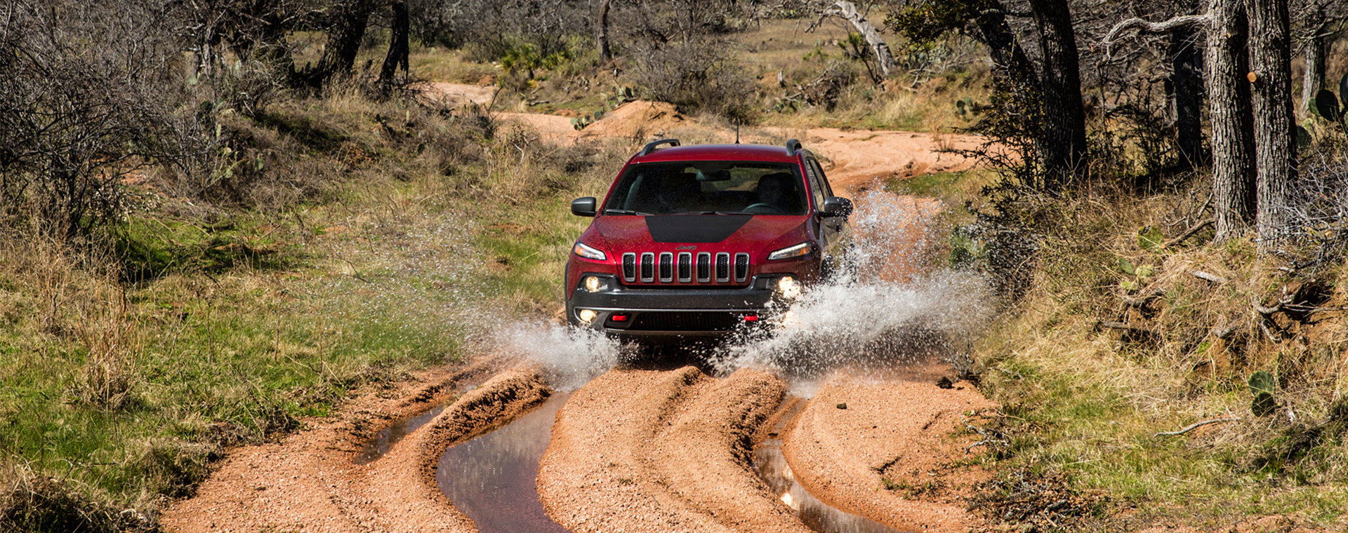 New Cherokee inventory at Quirk Chrysler Jeep