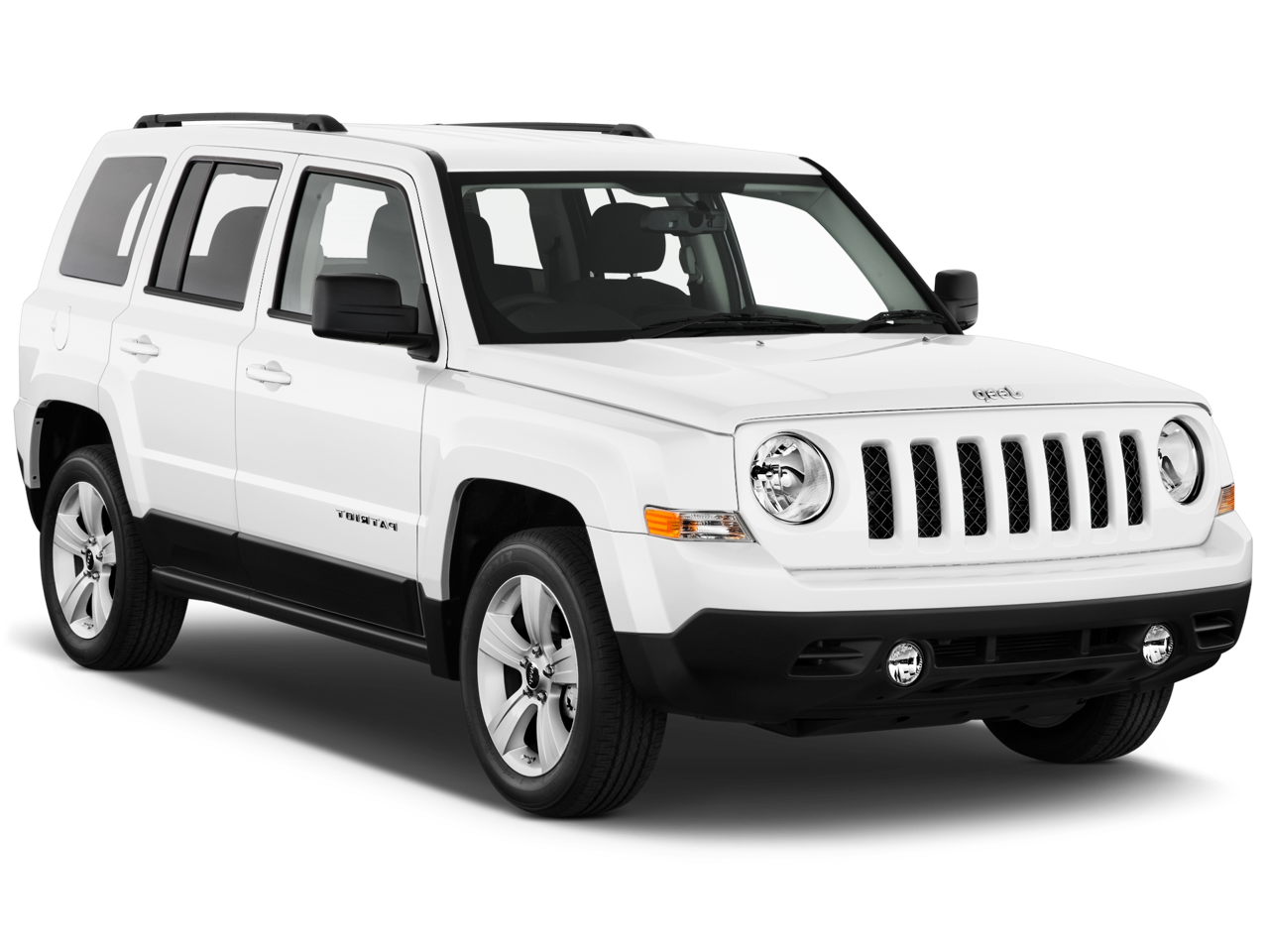 New Jeep Patriot at Quirk Chrysler Jeep
