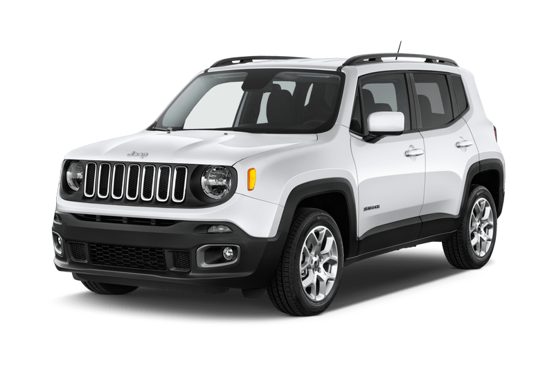 New Jeep Renegade at Quirk Chrysler Jeep