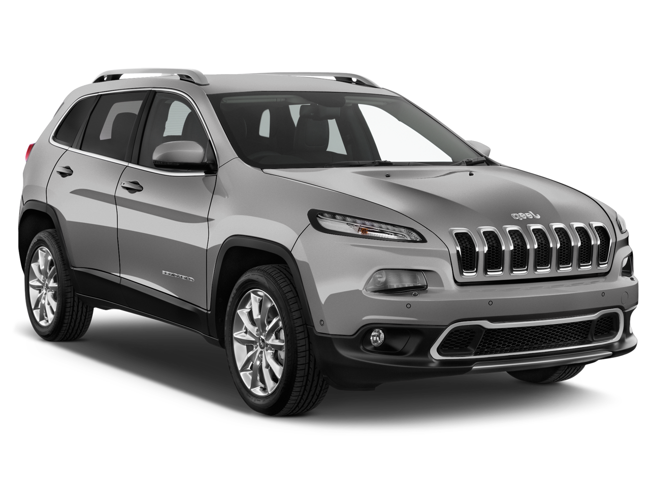 New Jeep Cherokee at Quirk Chrysler Jeep