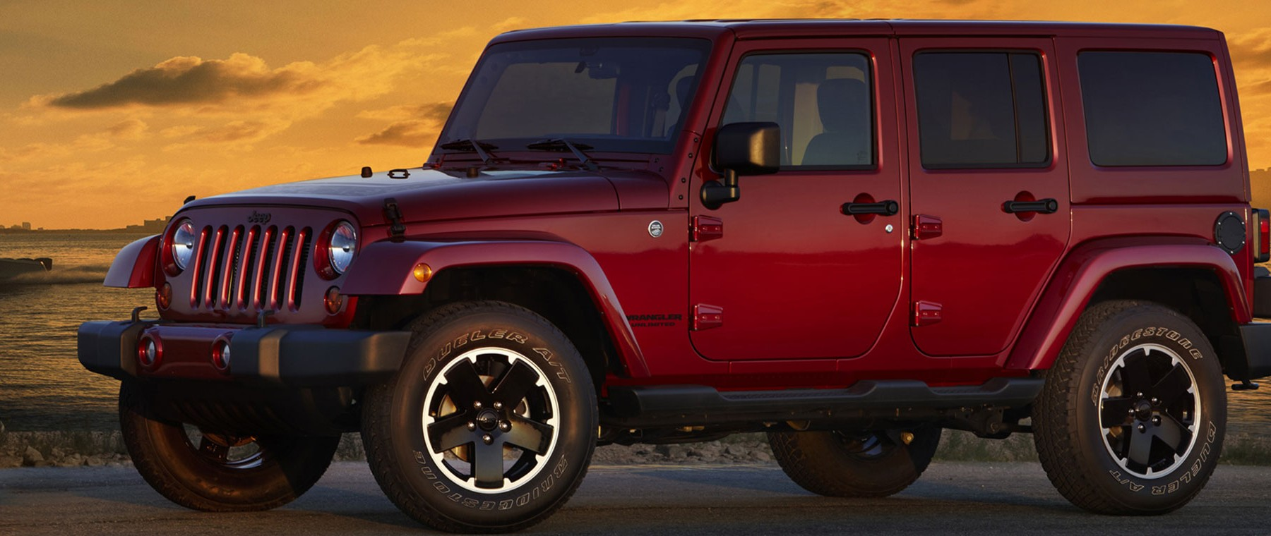 New 2017 Jeep Wrangler Unlimited Lease Near Boston Ma