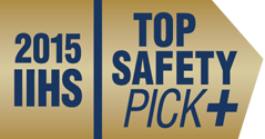 2015 Chrysler 200 named an IIHS Top Safety Pick +