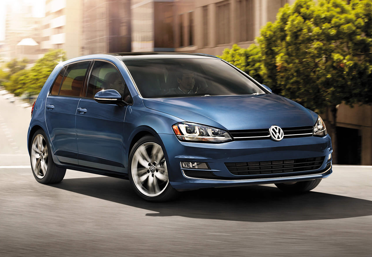 New VW Golf® Lease and Special Offers in Manchester NH | Quirk VW