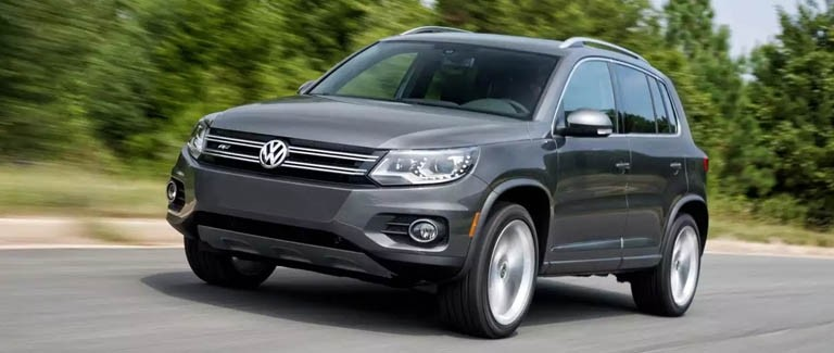 New Volkswagen New Volkswagen Tiguan for Sale in Manchester, NH