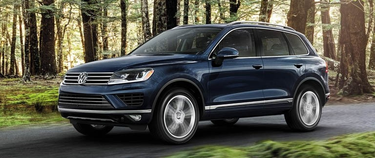 New Volkswagen Touareg for Sale in Manchester, NH