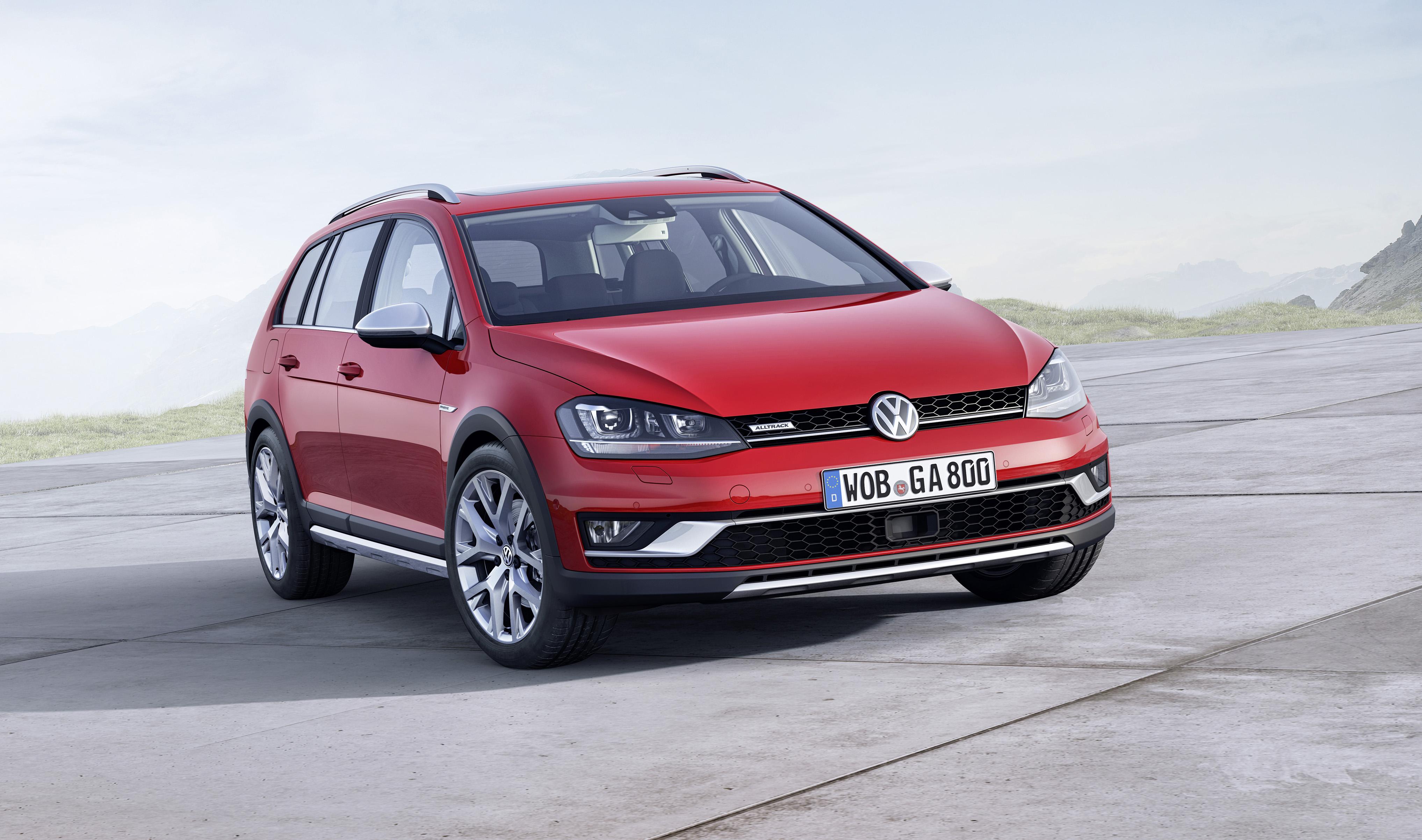 New VW Golf SportWagen Lease in Manchester, NH | Quirk Volkswagen