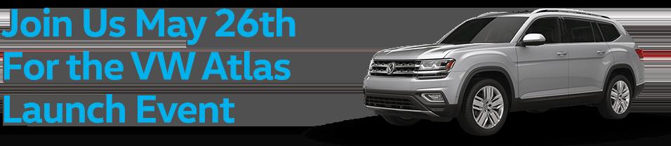 2018 VW Atlas Launch Event