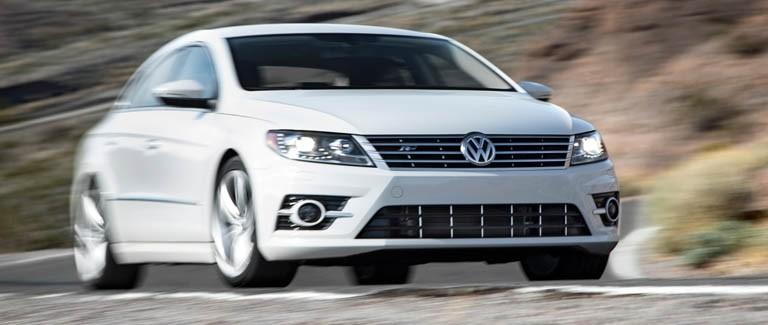 New Volkswagen CC