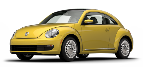 New VW Beetle MA