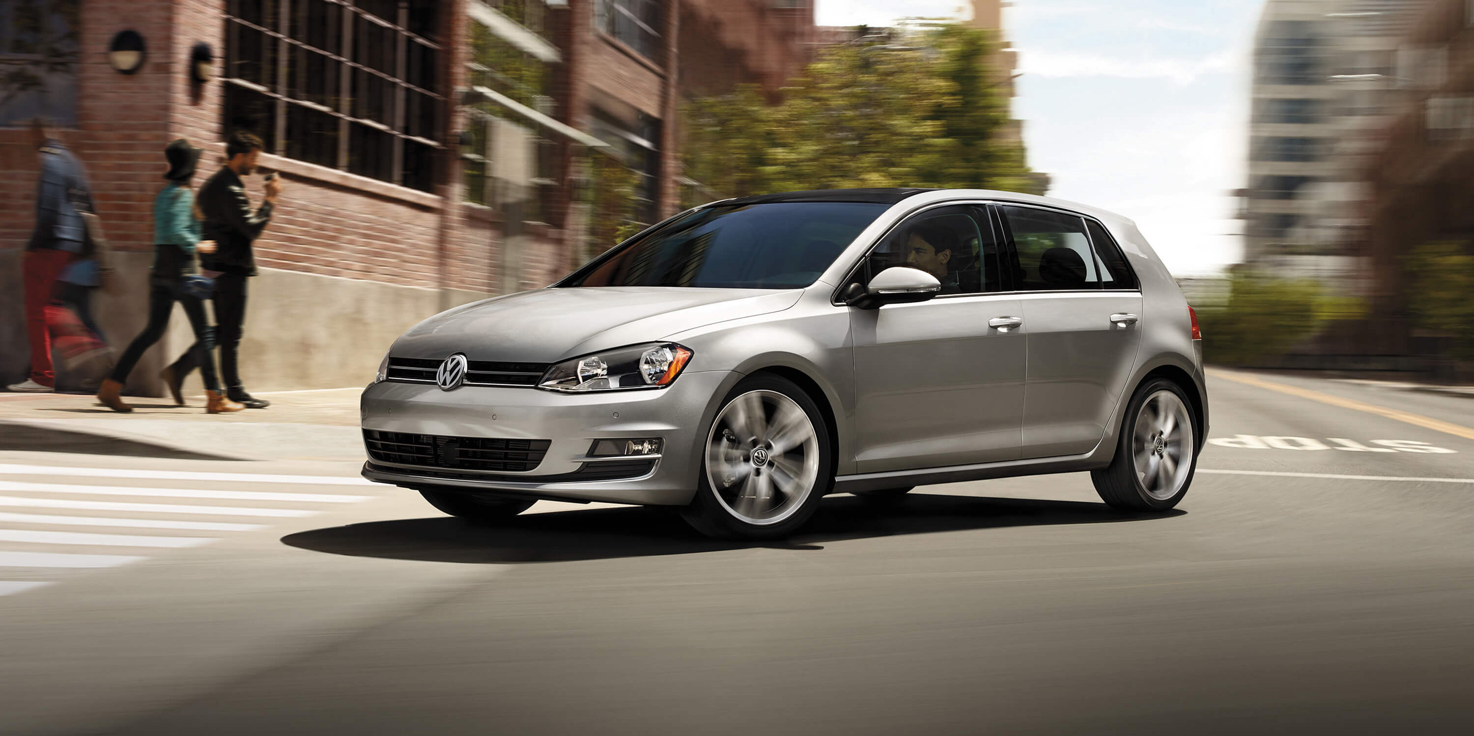 New VW Golf Lease and Special fers near Boston MA