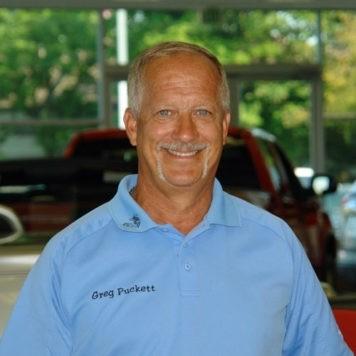 Greg Puckett