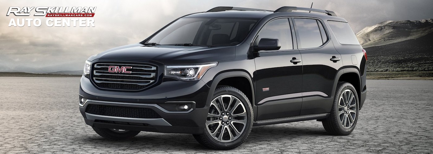 Used GMC Acadia Plainfield IN
